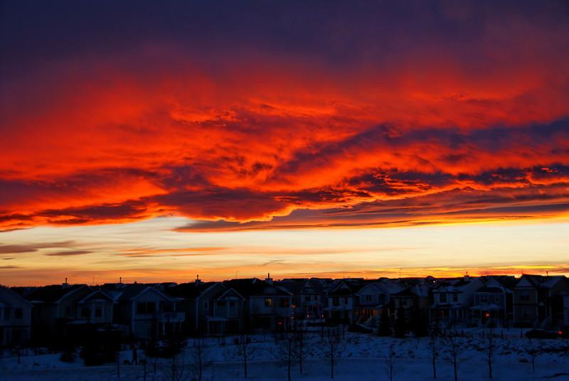 December 29th Sunset - 010