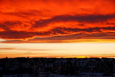 December 29th Sunset - 005