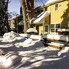 snow backyard-2