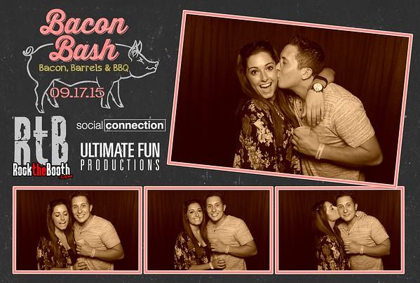2015 Bacon Bash - Rock The Booth - September