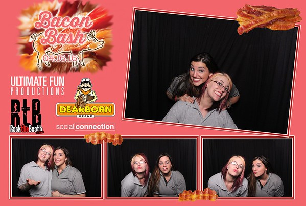 2016 Bacon Bash - Rock The Booth