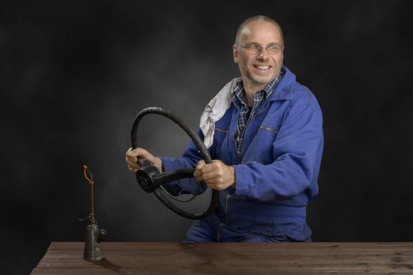 Matthias Hantschke, Kein Rost, nur leichte Gebrauchsspuren. Top Zustand!