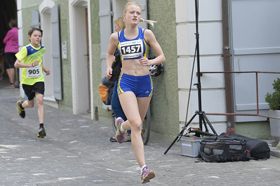 Leichtathletik - Badener Limmatlauf 2014