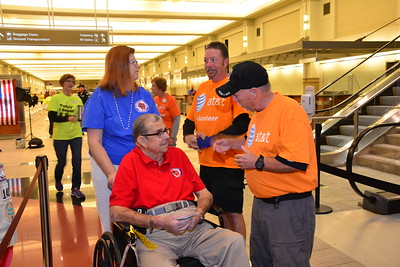 Badger Honor Flight 10-10-2015