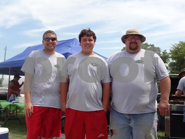 Matt Godfrey, Nathan Godfrey, & Anthony Johnson
