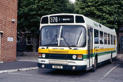 Badgerline 3532 Wells Depot May 86