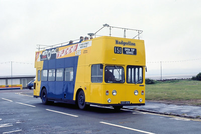 Badgerline 8604 Royal Parade Weston Super Mare 2 May 86