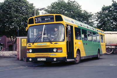 Badgerline 3534 Wells Depot 2 May 86