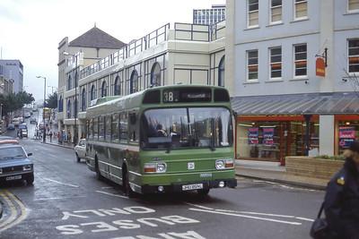 Bristol Omnibus Co 1413 Union St Bristol Aug 85