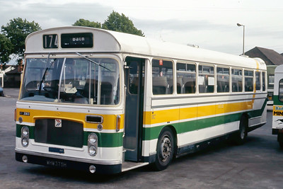 Badgerline 2063 Wells Depot May 86