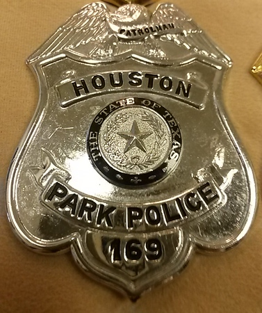 Houston Park Patrolman