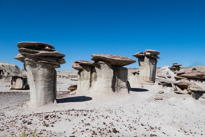 Multi Multi Layer Hoodoos
