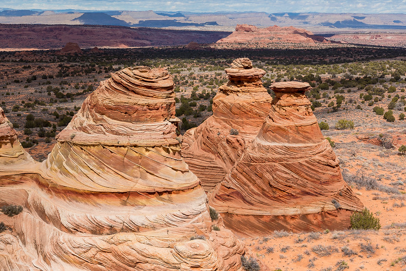 South Coyote Buttes - Cottonwood Teepees