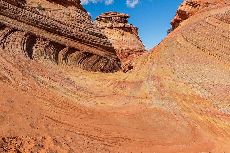 South Coyote Buttes - Cottonwood Teepees - South Wave