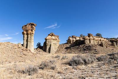 More Huge Hoodoos and Formaations