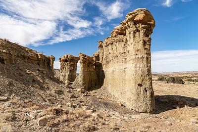 Huge Formations