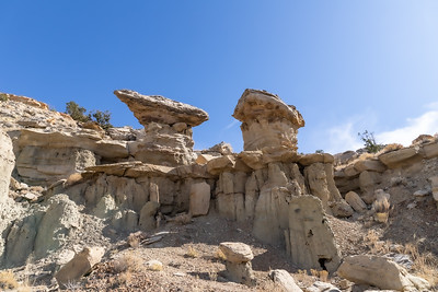 Sandstone and Hoodoos