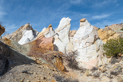 Big Gypsum outcrops