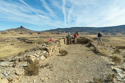 Guadalupe Mesa Top Ruins