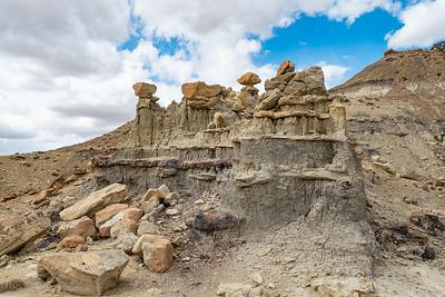 Hoodoo Formations