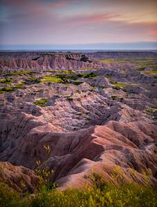 Ridges of Beauty