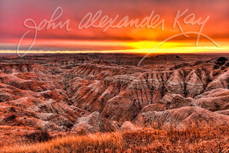 Otherworldly-South Dakota