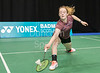 21 November 2019 at the Emirates Arena, Glasgow. Scottish International Open Badminton Championships 2019