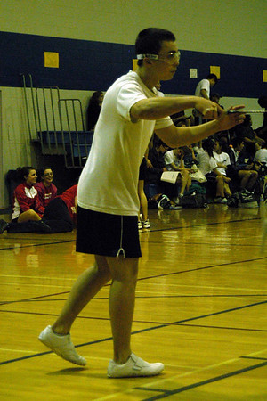 SMS Senior Badminton City Championships 2009 - April 3, 2009