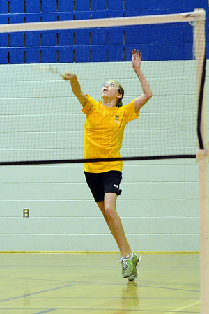 SMS Junior Badminton City Championships - Wednesday May 8, 2013