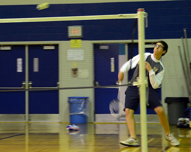 SMS Junior Badminton City Championship 2012 - Wednesday  May 9, 2012