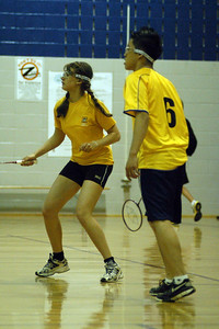 Simon and Sophie wins their Mixed Doubles and proceeds to the Championship side