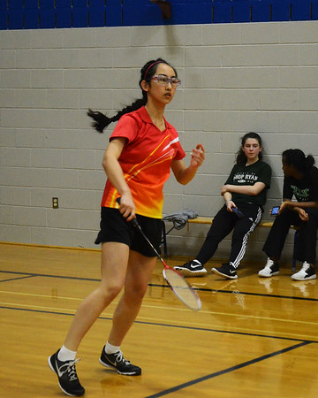 SMS Junior Badminton City Championships 2017 - Wednesday May 4, 2017