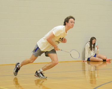 SMS Senior Badminton City Championships 2017 - Wednesday April 5, 2017