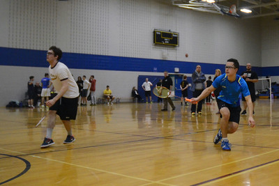 SMS Senior Badminton City Championships 2015 - Wednesday April 8, 2015