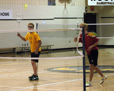 SMS Senior Badminton Seeding Tournament 2012 - April 16-20, 2012