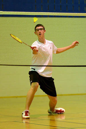 SMS Senior Badminton City Championships - Wednesday April 10, 2013