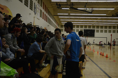 Boys Double qualifying were held at the Pierre Eliott Trudeau High School during Thursday and Friday with the finals to be at Bill Crothers Secondary School.