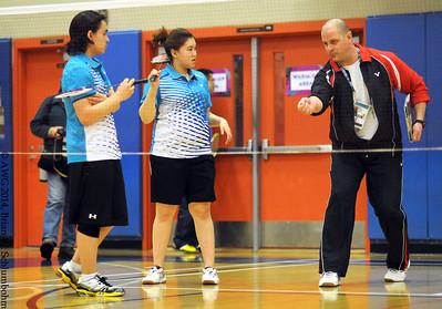 2014 Arctic Winter Games - Badminton