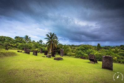Badrulchau, at the northern tip of Babeldoab in Palau, is a bit of a mystery