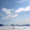 More spectacular light and the scenery of Baffin Island