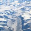 Piedmont glaciers north of Sam Ford Fjord