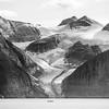 Glacier in Gibb's Fjord