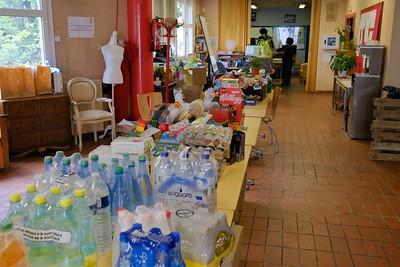 Boutique solidaire éphémère de Bagnolet (93)