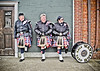 2013-03-17 Glen Cove St. Patrick's Day Parade- Wantagh Pipe Band : 24 Photos.