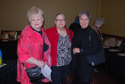 Dorris Smith, Ethel Mayes, Jane Smith1