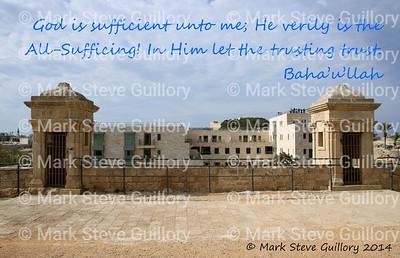 God is sufficient unto me