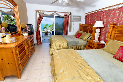 Gems Beachfront Terrace Double 2