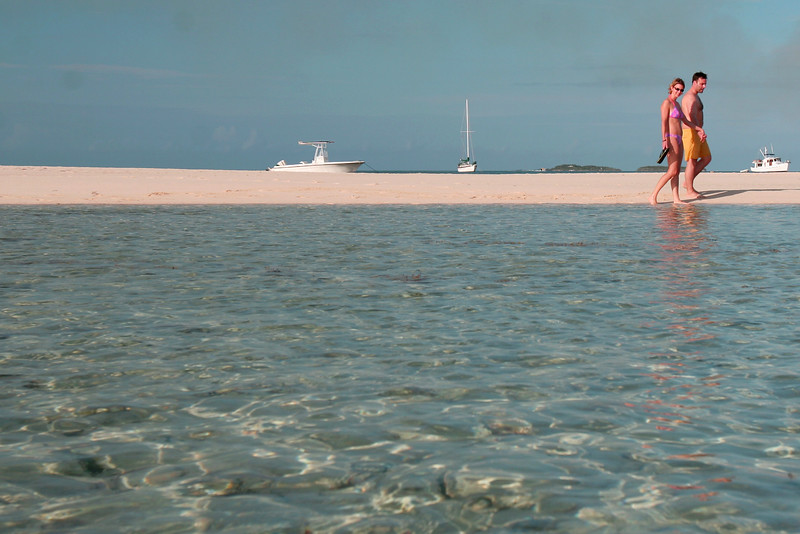 Tilloo Bank, Elbow Cay, Bahamas