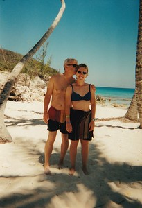 Karen & her Dad