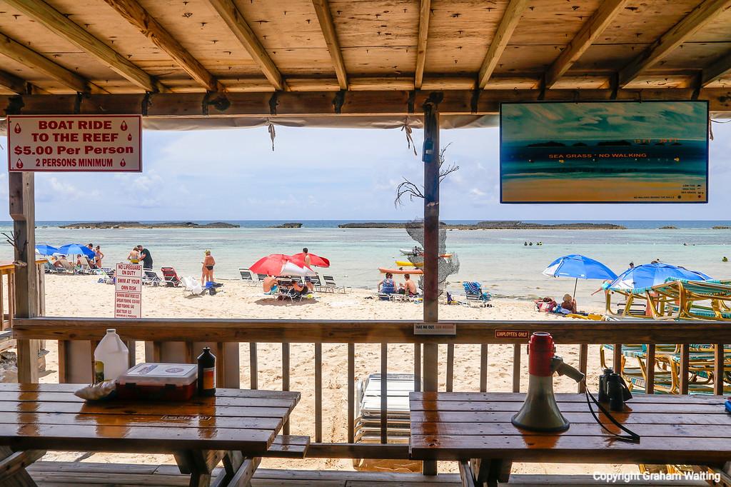 Grand Bahama, Paradise beach